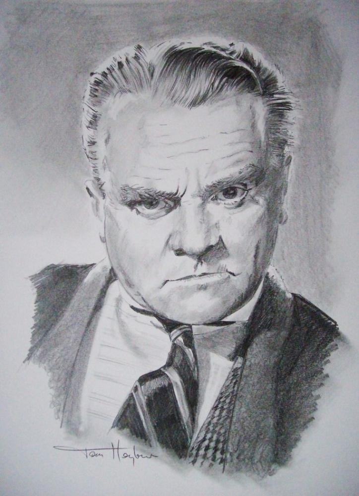 James Cagney por Tom-Heyburn
